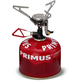 Primus MicronTrail - Réchaud camping - with Piezo Ignition argent